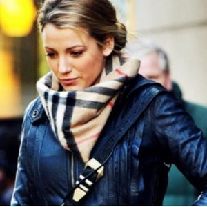 Accessories - Buy 2 get 1 free! Cashmink scarf - Burberry style